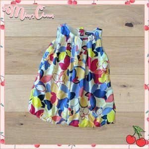 🍒 Floret Patterned Dress